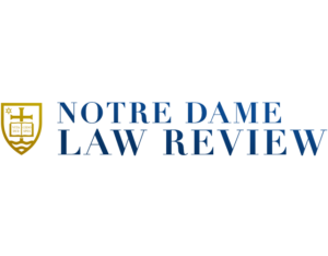 Susan Bandes - Notre Dame Law Review