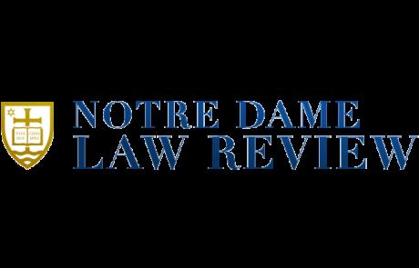 Susan Bandes - Notre Dame Law Review