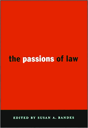 Susan Bandes - The Passion of Law